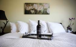 Wine and Bed at The Purple Orchid Resort & Spa