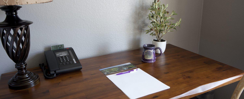 desk in king street