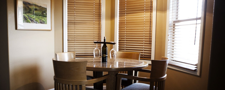 Dining Table in Vintner's Estate