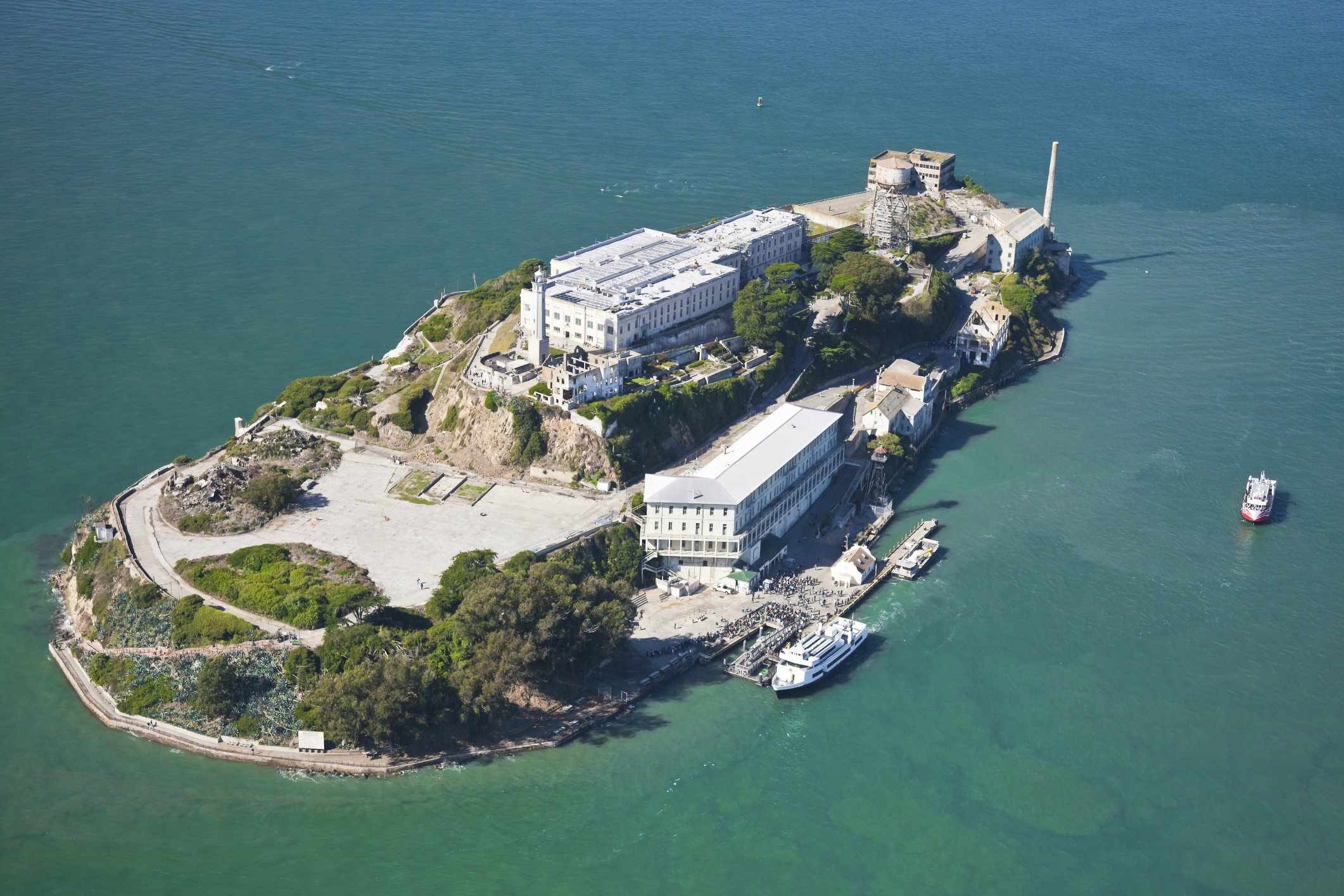 What Is The Best Way To Tour Alcatraz Island The Purple