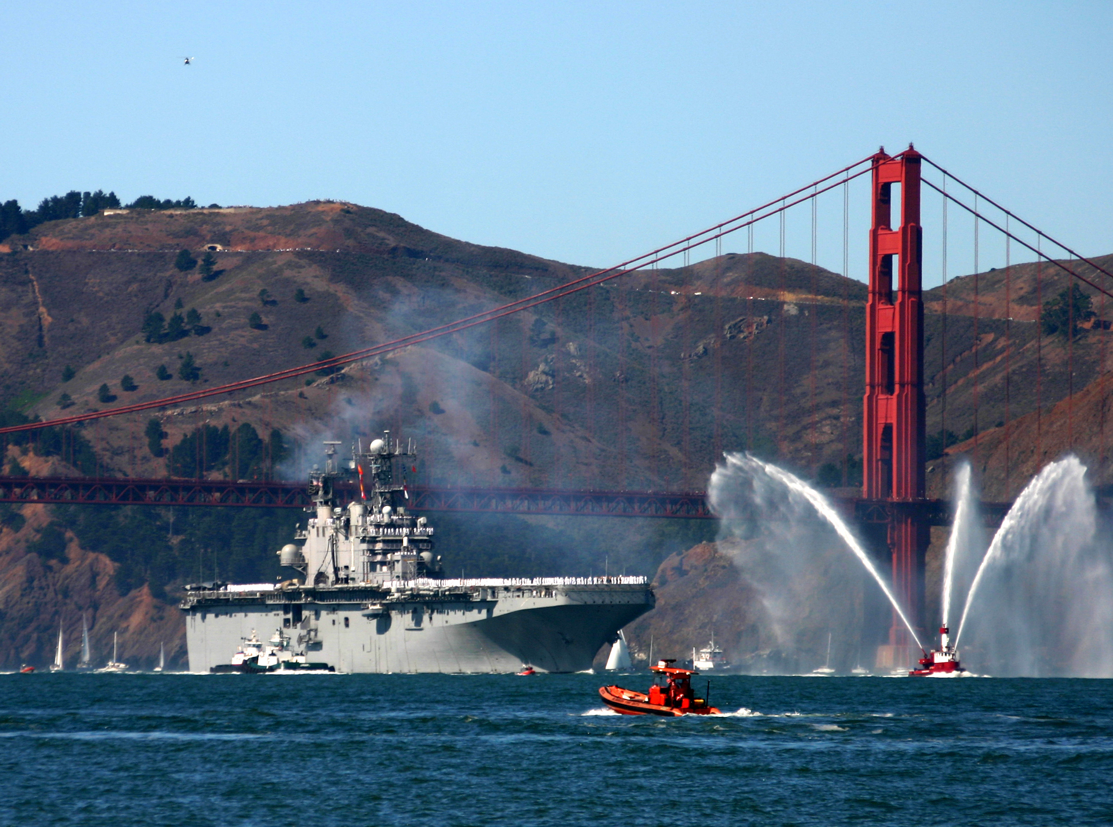 Get excited for the annual fleet week of san francisco for Wine therapy boat sf