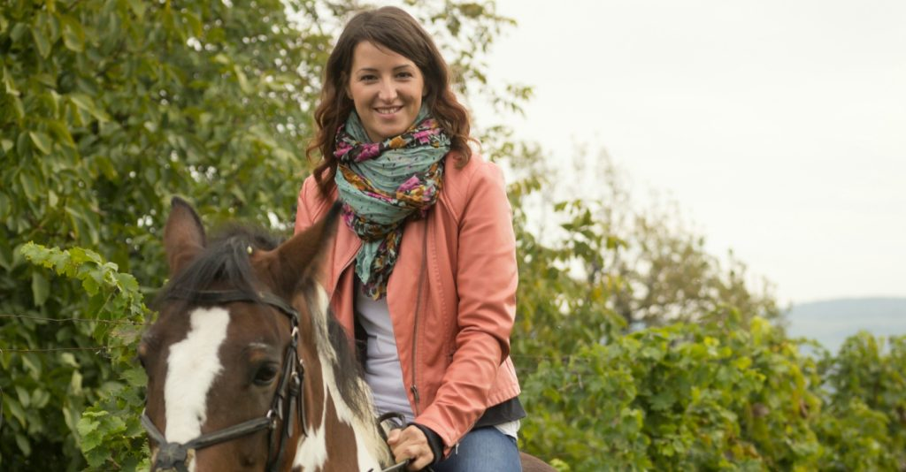 horseback riding in Livermore