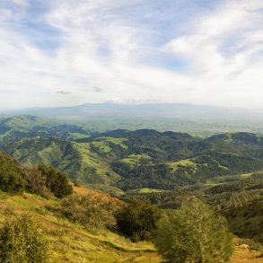 View from Mount Diablo State Park