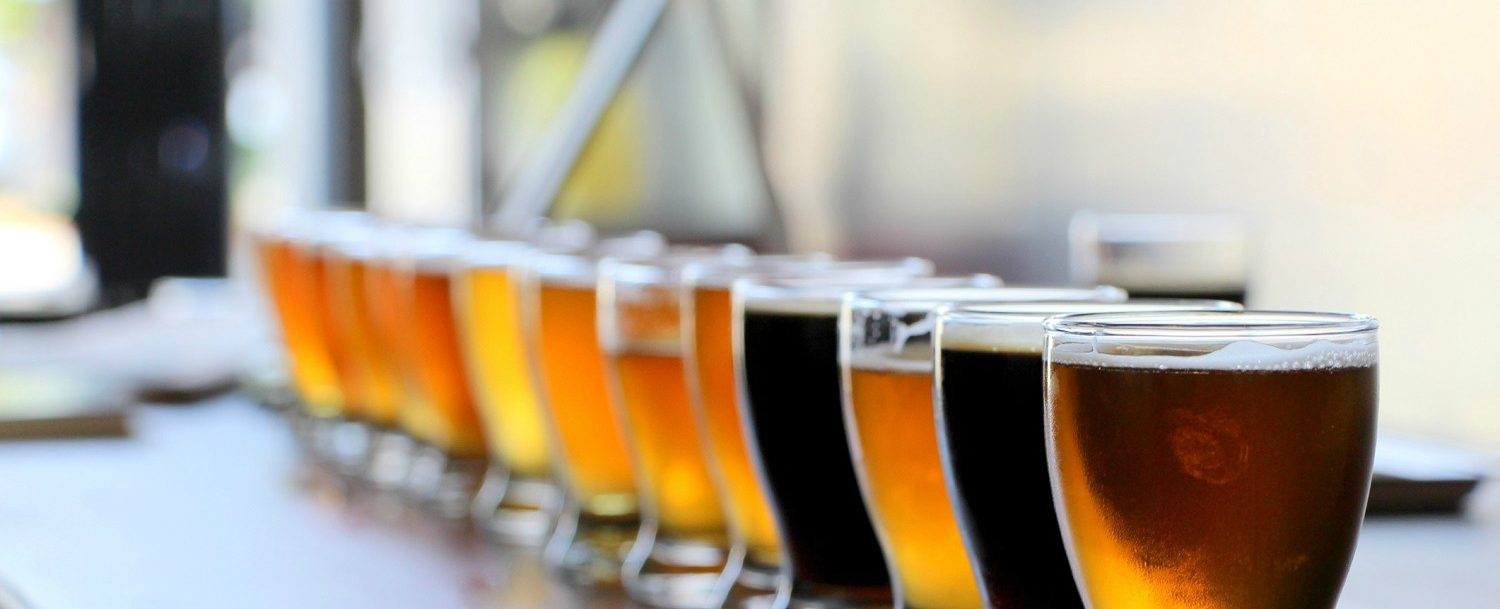 Sample the beer at Morgan Territory Brewery