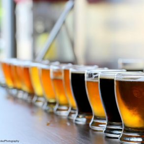 Sample the beer at Morgan Territory Brewery