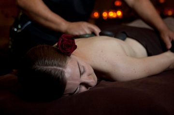 Purple Orchid Massage