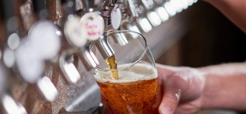Enjoy a cold glass of craft beer at Bay Area breweries.