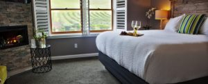 Stay in the Olive Hills Room during you stay at the Purple Orchid in Livermore, CA.