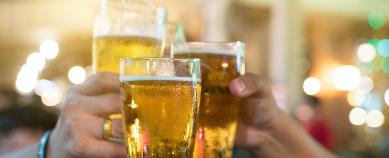 Enjoy beer with friends when you travel the Tri-Vallet Beer Trail.